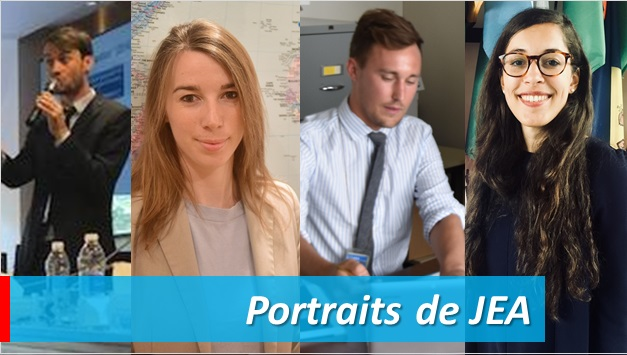 Portraits De Jeunes Experts Associes Jea Representation